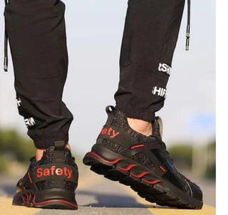 Zapatos seguridad URGE!!