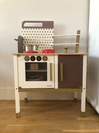 Cocinita madera infantil