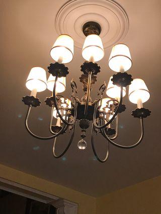Lámpara salon