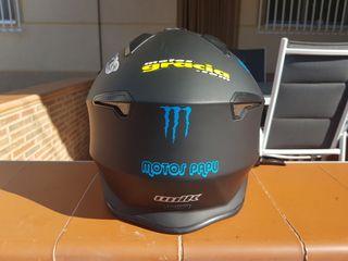 casco de trial