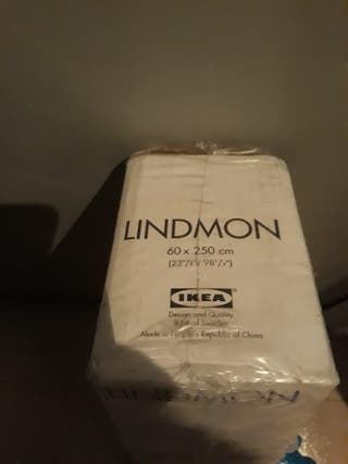 Persiana estor SIN USAR roble IKEA LINDMON 60x250