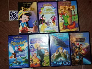 Clásicos Disney's VHS