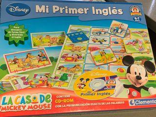 Mi Primer Inglés DISNEY