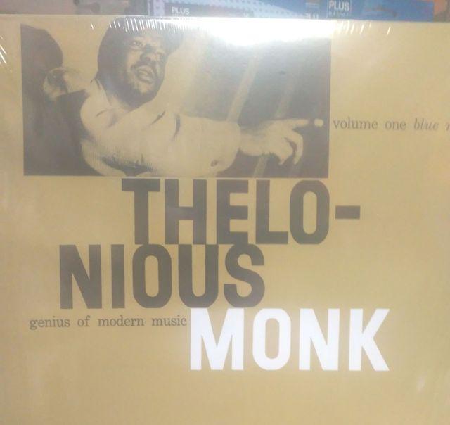 Vinilo Thelonious Monk 180grs.