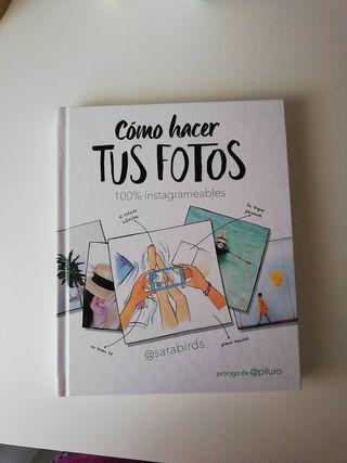 """Libro """"Cómo hacer tus fotos 100% Instagrameables"""""""