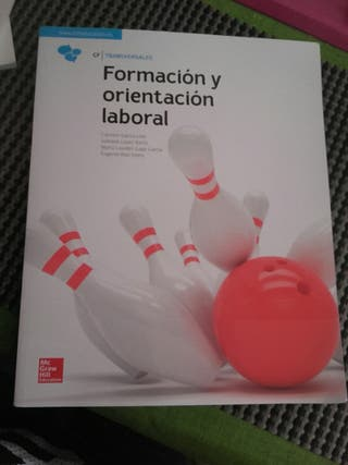 LIBRO FORMACIÓN Y ORIENTACIÓN LABORAL