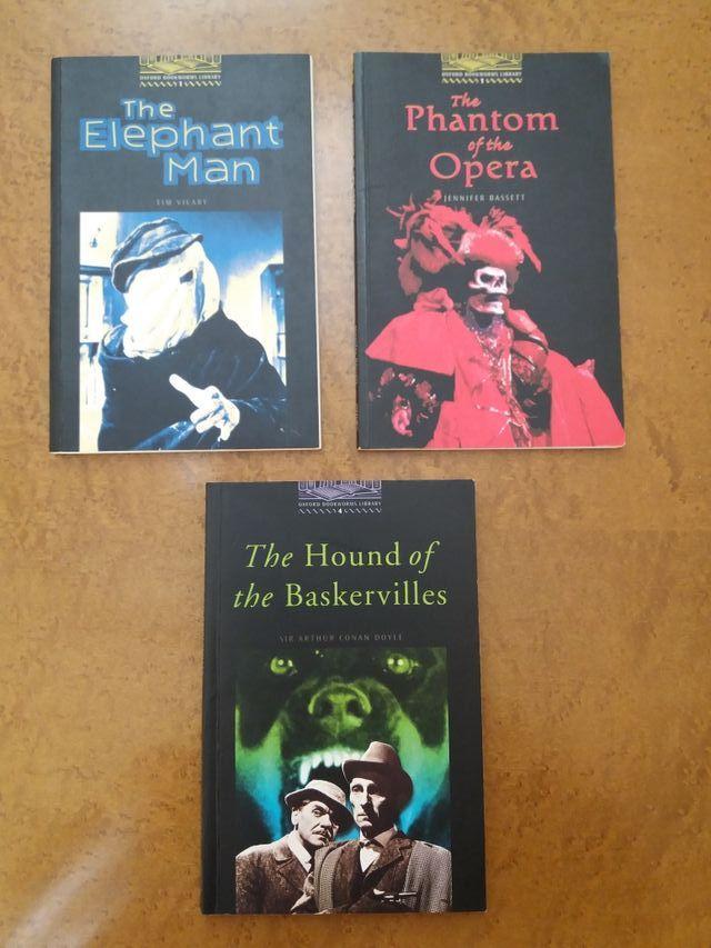 Libros en inglés de fácil lectura