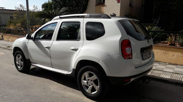 Dacia Duster 2012 4x4 impecable