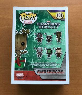 Funko Pop - Holiday Dancing Groot (Marvel)