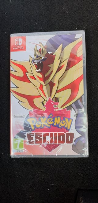 pokemon escudo nintendo switch