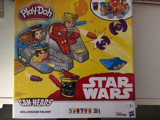 Play-Doh Star Wars Halcón Milenario