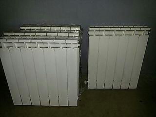Radiadores de aluminio calefacción