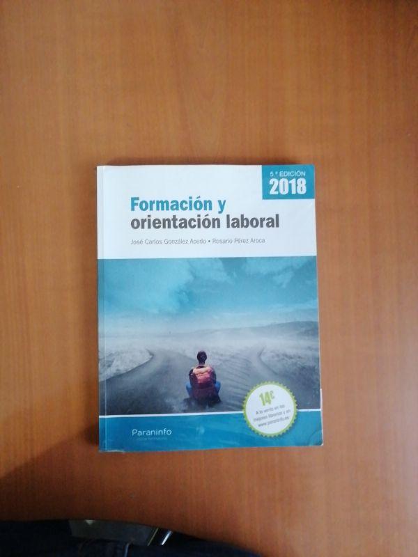 Libro de formacion y orientacion laboral