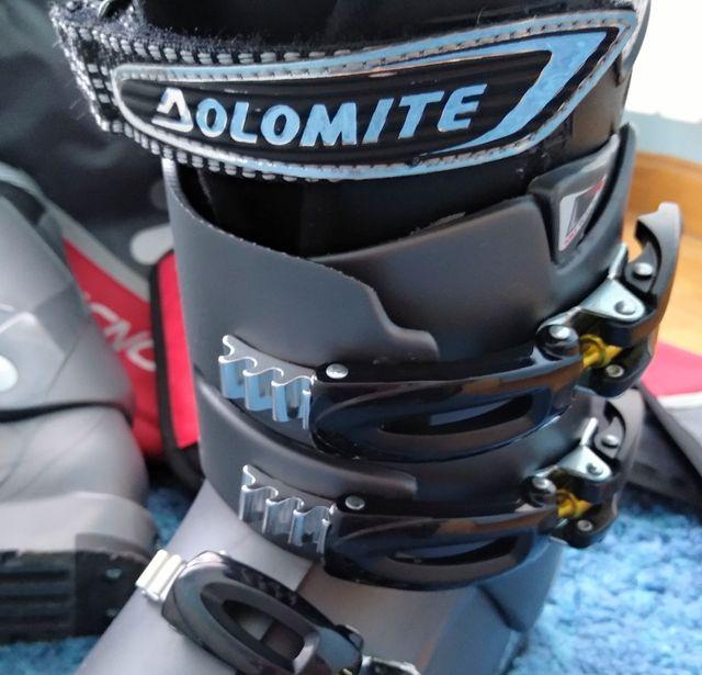Botas de ski Dolomite seminuevas