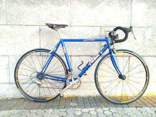 bicicleta Trek campagnolo veloce