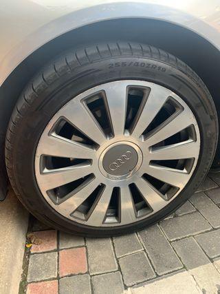 """Llantas Audi 19"""""""