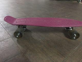 Penny patinete rosa