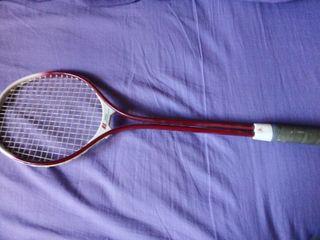 Raqueta squash iniciación