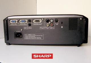 Proyector Sharp electronico XG-MB55x