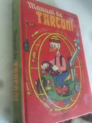 "Libro Disney ""Manual de tarconi"""