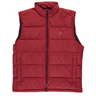 Red Gant Padded Gilet