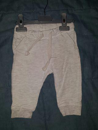 Pantalón chándal 9 a 12 meses