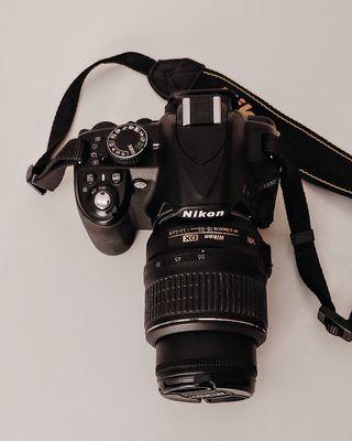 Cámara Nikon D3100 + Accesorios