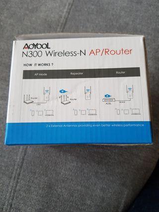 NUEVO - Amplificador de señal wi-fi