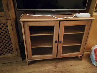 URGE!! Vitrina + mueble de televisor