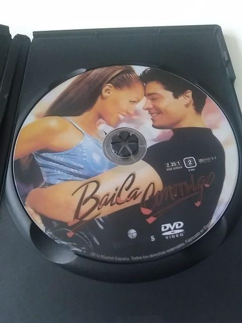 Baila conmigo (DVD)