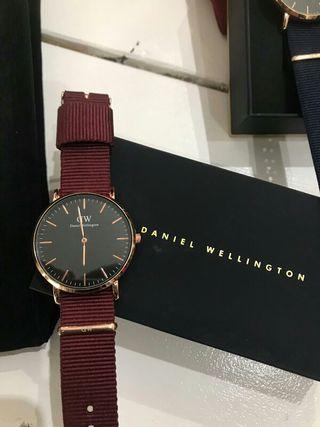 Relojes Daniel Welington Nuevos