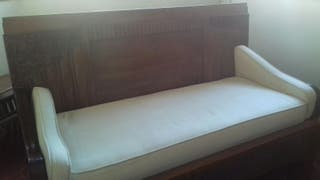 sillon divan antiguo