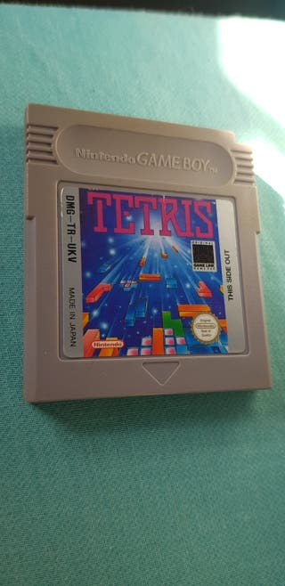 videojuego Tetris