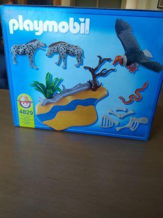 sabana Playmobil