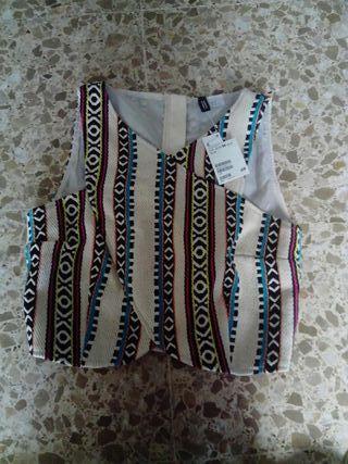 camiseta hm top