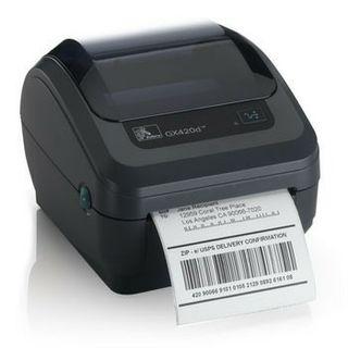 Impresora térmica Zebra GK420D