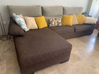 Sofa chaislonge nuevo