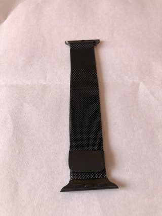 Correa loop milanesa Appel watch 38-40 mm