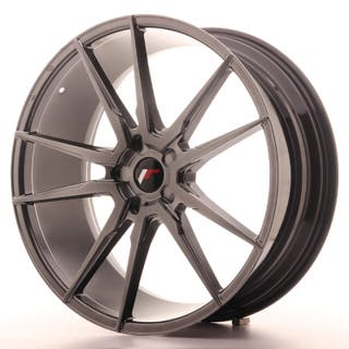 Japan Racing JR21 22x9 ET30-45 5H Blank HB