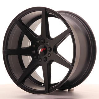 Japan Racing JR20 18x9,5 ET35 5x100/120 Matt Black