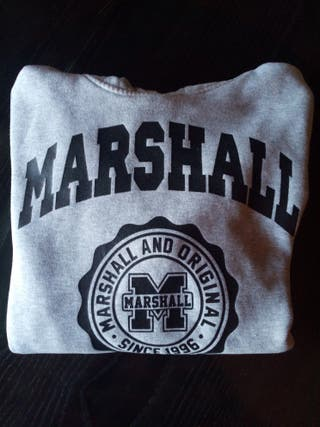 Sudadera Marshall Gris Talla S