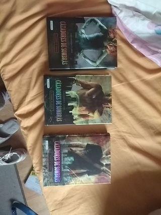 trilogía cazadores de sombras