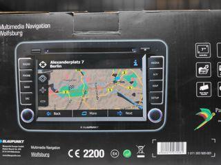 Radio Navegador Wolfsburg Volkswagen