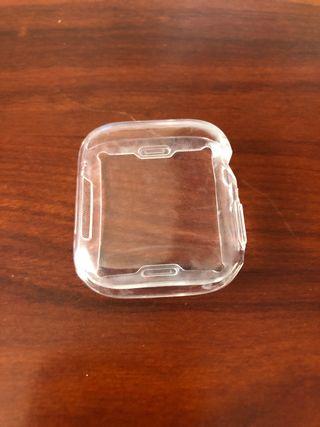 Protector de pantalla Apple wach 4 y 5 de 44 mm