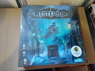Pack Mysterium + Expansión. Juego de mesa.
