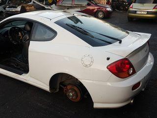 Despiece Hyundai Coupé
