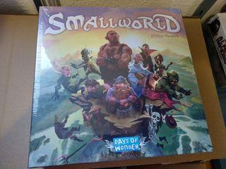 Small World. Juego de mesa.