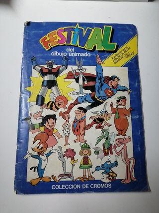 album cromos festival