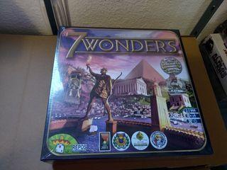 7 Wonders. Juego de mesa.