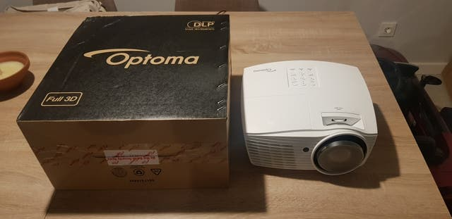Proyector Optoma HD50 Full HD 3D
